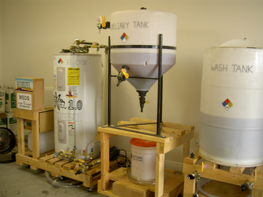 The abc 1 2 3 legally produce astm d6751 biodiesel do it atlas bio biodzel msds right to know processor reactor auxiliary tank wash tank solutioingenieria Images
