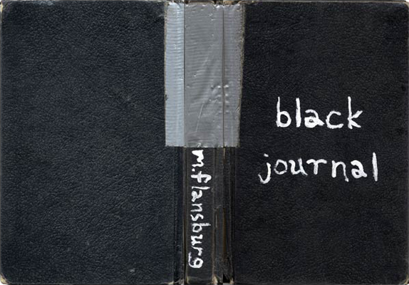 The Black Journal Matthew Matt fLANSBURG dESIGN
